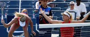 Mistet det fullstendig etter katastrofal start i US Open - hyllet av publikum