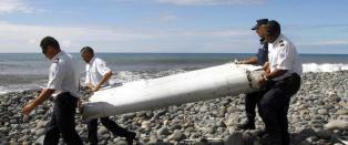 Franske myndigheter bekrefter at flydel stammer fra MH370