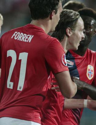 Duoen ga Norge vinnerm�let. Det f�r de betalt for p� b�rsen