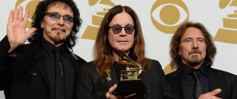 Black Sabbath legger opp