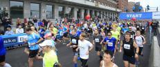 Oslo maraton n�rmer seg rekord
