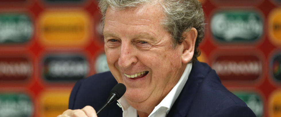 San Marino-treneren sint etter Hodgson-sp�k