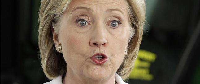 Clinton beklager bruk av privat epost