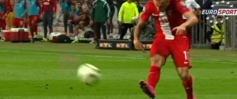 Lewandowski rystet Tyskland etter superkontring