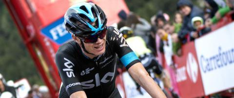 Froome mister VM
