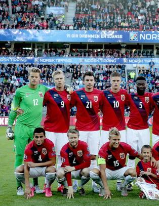 Slik kan Norge komme til EM uten � sl� Italia og uten � spille playoff