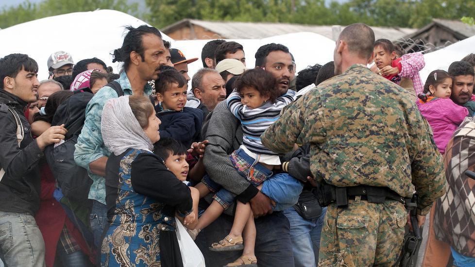 nyheter slik hjelper du flyktningene