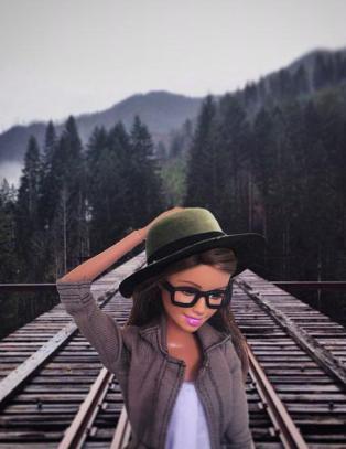 Amerikansk fotograf tar et oppgj�r med klisj�fylte Instagram-profiler