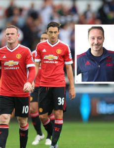 Mannen som er som en s�nn for van Gaal f�r skylden for United-spillernes misn�ye