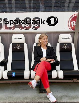 For f�rste gang g�r Rosenborg i pluss uavhengig av spill i Europa