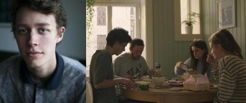 Film-talentet Halfdan Ullmann T�ndel utmerker seg i utlandet