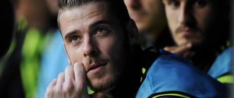 United-ekspert blir ikke forundret om De Gea forsvinner i Ronaldo-stil