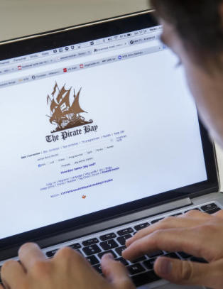 Telenor har stengt Pirate Bay
