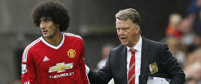 Van Gaal bekrefter misn�ye blant United-spillerne