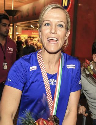 - Den store dr�mmen er � v�re med i troppen til Rio-OL