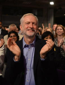 Jeremy Corbyn er Labours nye leder