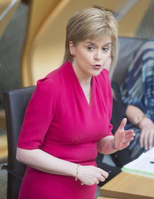 SNP �pner for ny skotsk folkeavstemning