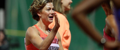 Isabelle Pedersen fortsetter å prestere på korthekken