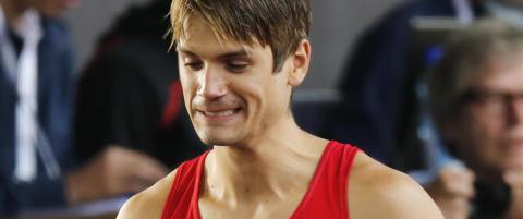 Vladimir Vukicevic med seier og årsbeste