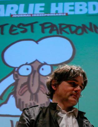Ny Charlie Hebdo-forside med tegning av Aylan (3) f�r massiv kritikk