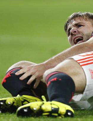 Skrekkbrudd for Manchester United-spiller