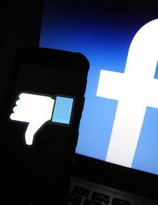 Ny Facebook-knapp skaper debatt: - Kan f�re til mobbing