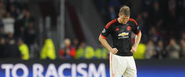 Schweinsteiger angrer seg for at han ikke tok farvel med fansen