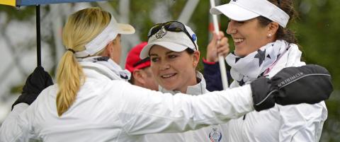 Golf-stjerner i br�k. USA-kaptein anklager visekaptein for juks