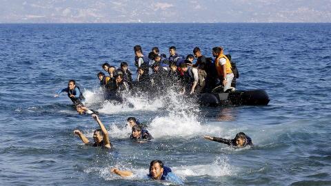 Afghanske flyktninger