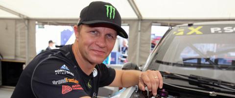 Solberg styrer mot VM-tittelen i rallycross etter ny seier