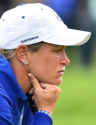 Superstjerne hjalp Tutta etter skandalen som rystet golfverden