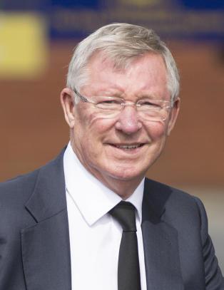 I l�pet av sine 26 �r som sjef, mener Ferguson at han bare hadde fire verdensklassespillere