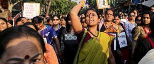 Indiske s�stre ble d�mt til � bli massevoldtatt. N� loves de beskyttelse