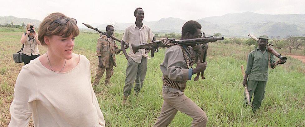 - Beltevogner kan v�re veldig nyttige milit�rt i Sudan