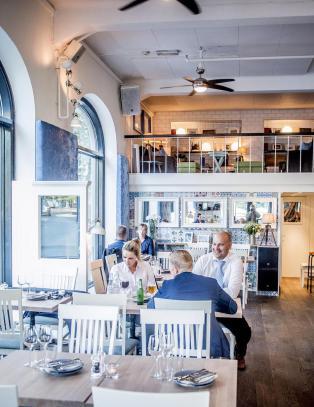 Ny Oslo-restaurant: Amerikansk fulltreffer