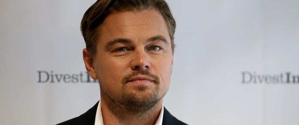 Leonardo DiCaprio bekymret for global oppvarming i Troms�