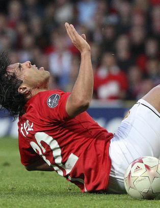 Tr�bbel p� tr�bbel: Hva er det med argentinere i Manchester United?