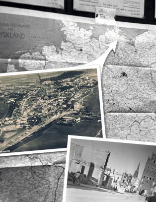 Rundt 1000 tok livet sitt da sovjetiske tropper tok byen Demmin i 1945. Det er det ingen som har snakket om