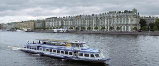 St. Petersburg k�ret til Europas beste reisem�l. Er ansett som en av verdens vakreste byer
