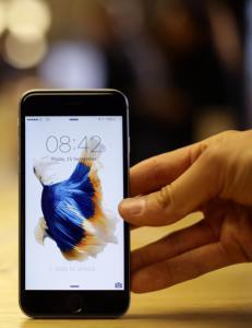Venter rekordsalg for nye iPhoner i helgen