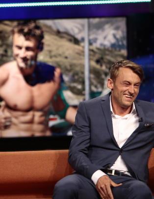 TV-trikset som �pner for Coop-profilering �ret rundt for Petter