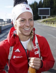 N� smiler Tiril igjen etter motgangen: - I fjor var det mest dritt