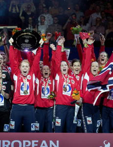 Folkets idrettspris: Gulljentene som slo tilbake i n�del�s stil