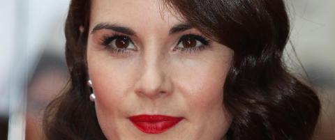 �Downton Abbey�-stjerna: - Det er vanskelig � snakke om meg selv