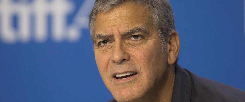 Clooney f�r naborefs for �motbydelig� utbygging