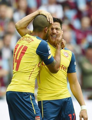 Walcott om Sanchez: - Han kommer til � blomstre