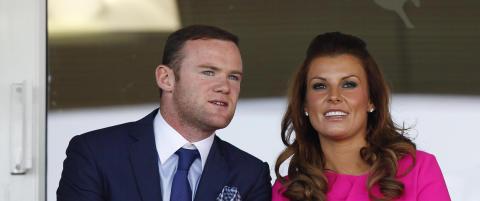 Ny tv-dokumentar avsl�rer Rooneys ukjente side: Skriver kj�rlighetsdikt