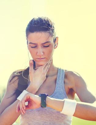 Pulsen forteller hvordan kroppen din har det