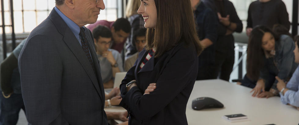 Anmeldelse: �The Intern�