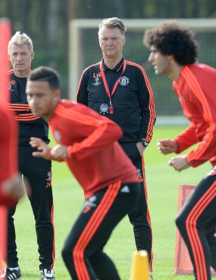 United-kvartett sto over trening